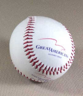Great American Park Commemorative Ball
