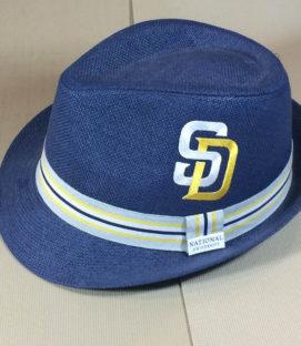 San Diego Padres Fedora