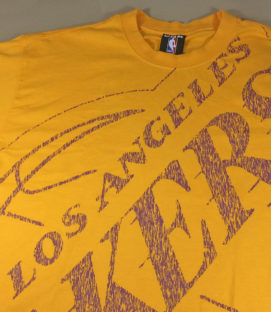 Los Angeles Lakers Logo-wrap T-Shirt