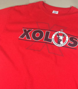 Tijuana Xolos Red T-Shirt