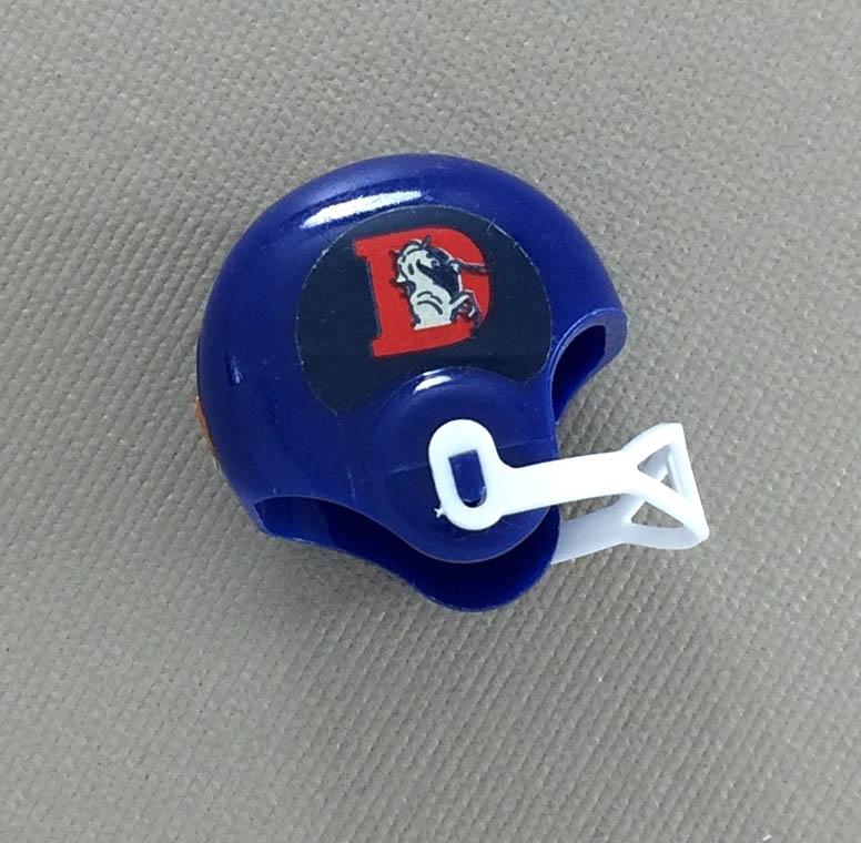 Denver Broncos 1970s Mini-Helmet